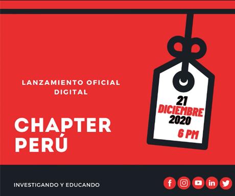 Evento Chapter Perú